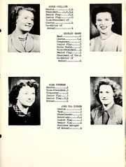 Page 17, 1951 Edition, Deputy High School - Memory Lane Yearbook (Deputy, IN) online yearbook collection