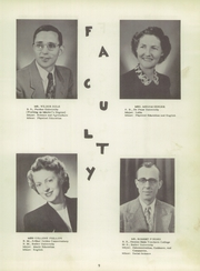 Page 13, 1951 Edition, Michigantown High School - Challenger Yearbook (Michigantown, IN) online yearbook collection