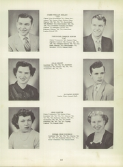 Page 17, 1951 Edition, Michigantown High School - Challenger Yearbook (Michigantown, IN) online yearbook collection