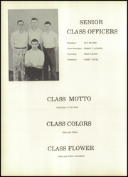 Page 12, 1955 Edition, Michigantown High School - Challenger Yearbook (Michigantown, IN) online yearbook collection