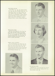 Page 13, 1955 Edition, Michigantown High School - Challenger Yearbook (Michigantown, IN) online yearbook collection