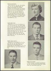 Page 15, 1955 Edition, Michigantown High School - Challenger Yearbook (Michigantown, IN) online yearbook collection