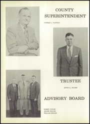 Page 8, 1955 Edition, Michigantown High School - Challenger Yearbook (Michigantown, IN) online yearbook collection