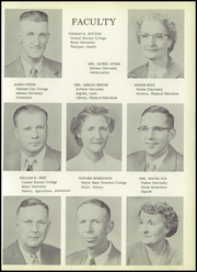 Page 9, 1955 Edition, Michigantown High School - Challenger Yearbook (Michigantown, IN) online yearbook collection