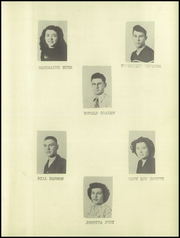 Page 11, 1949 Edition, Fayette High School - Falcon Yearbook (West Terre Haute, IN) online yearbook collection