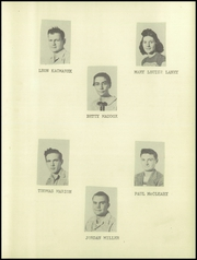 Page 13, 1949 Edition, Fayette High School - Falcon Yearbook (West Terre Haute, IN) online yearbook collection