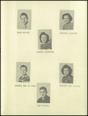 Page 15, 1949 Edition, Fayette High School - Falcon Yearbook (West Terre Haute, IN) online yearbook collection