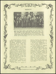 Page 5, 1949 Edition, Fayette High School - Falcon Yearbook (West Terre Haute, IN) online yearbook collection
