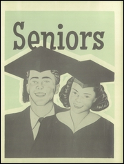 Page 7, 1949 Edition, Fayette High School - Falcon Yearbook (West Terre Haute, IN) online yearbook collection
