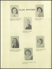 Page 9, 1949 Edition, Fayette High School - Falcon Yearbook (West Terre Haute, IN) online yearbook collection