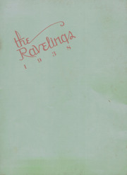 Page 1, 1938 Edition, Chester High School - Ravelings Yearbook (North Manchester, IN) online yearbook collection
