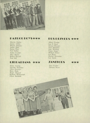 Page 14, 1938 Edition, Chester High School - Ravelings Yearbook (North Manchester, IN) online yearbook collection
