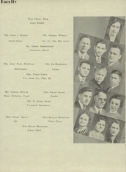 Page 5, 1938 Edition, Chester High School - Ravelings Yearbook (North Manchester, IN) online yearbook collection