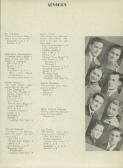 Page 7, 1938 Edition, Chester High School - Ravelings Yearbook (North Manchester, IN) online yearbook collection