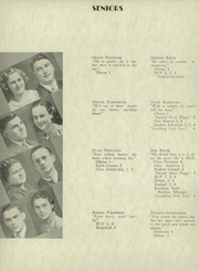 Page 8, 1938 Edition, Chester High School - Ravelings Yearbook (North Manchester, IN) online yearbook collection