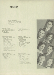Page 9, 1938 Edition, Chester High School - Ravelings Yearbook (North Manchester, IN) online yearbook collection