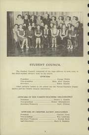 Page 10, 1940 Edition, Chester High School - Ravelings Yearbook (North Manchester, IN) online yearbook collection