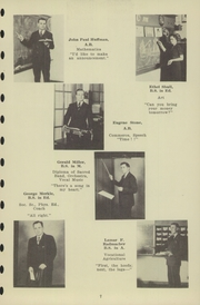 Page 9, 1940 Edition, Chester High School - Ravelings Yearbook (North Manchester, IN) online yearbook collection