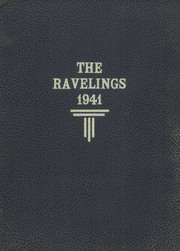 Page 1, 1941 Edition, Chester High School - Ravelings Yearbook (North Manchester, IN) online yearbook collection