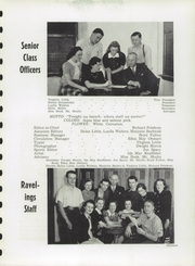 Page 15, 1941 Edition, Chester High School - Ravelings Yearbook (North Manchester, IN) online yearbook collection
