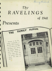 Page 3, 1941 Edition, Chester High School - Ravelings Yearbook (North Manchester, IN) online yearbook collection