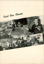 Page 11, 1942 Edition, Chester High School - Ravelings Yearbook (North Manchester, IN) online yearbook collection