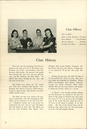 Page 12, 1942 Edition, Chester High School - Ravelings Yearbook (North Manchester, IN) online yearbook collection