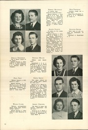 Page 14, 1942 Edition, Chester High School - Ravelings Yearbook (North Manchester, IN) online yearbook collection