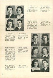 Page 16, 1942 Edition, Chester High School - Ravelings Yearbook (North Manchester, IN) online yearbook collection