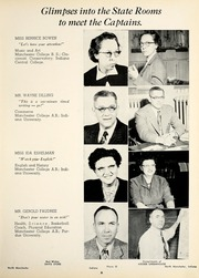 Page 13, 1953 Edition, Chester High School - Ravelings Yearbook (North Manchester, IN) online yearbook collection