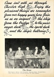 Page 6, 1953 Edition, Chester High School - Ravelings Yearbook (North Manchester, IN) online yearbook collection