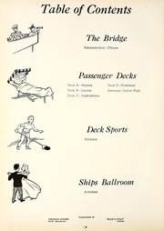 Page 8, 1953 Edition, Chester High School - Ravelings Yearbook (North Manchester, IN) online yearbook collection