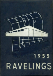 Page 1, 1955 Edition, Chester High School - Ravelings Yearbook (North Manchester, IN) online yearbook collection