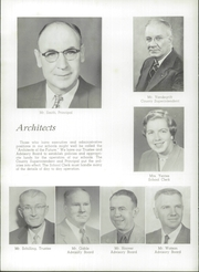 Page 14, 1955 Edition, Chester High School - Ravelings Yearbook (North Manchester, IN) online yearbook collection