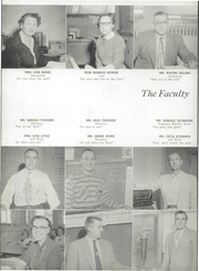 Page 16, 1955 Edition, Chester High School - Ravelings Yearbook (North Manchester, IN) online yearbook collection