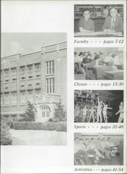 Page 9, 1955 Edition, Chester High School - Ravelings Yearbook (North Manchester, IN) online yearbook collection