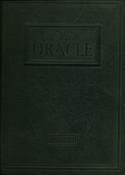 Page 1, 1927 Edition, Mulberry High School - Oracle Yearbook (Mulberry, IN) online yearbook collection