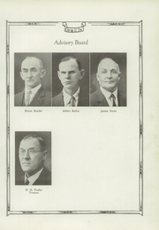 Page 17, 1927 Edition, Mulberry High School - Oracle Yearbook (Mulberry, IN) online yearbook collection