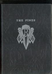 1936 Edition, Buchanan High School - Pines Yearbook (Buchanan, MI)
