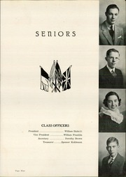 Page 13, 1936 Edition, Buchanan High School - Pines Yearbook (Buchanan, MI) online yearbook collection