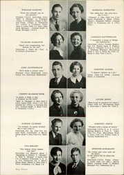 Page 15, 1936 Edition, Buchanan High School - Pines Yearbook (Buchanan, MI) online yearbook collection