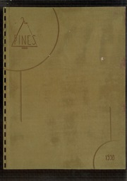 1938 Edition, Buchanan High School - Pines Yearbook (Buchanan, MI)
