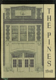 1940 Edition, Buchanan High School - Pines Yearbook (Buchanan, MI)