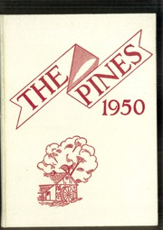 1950 Edition, Buchanan High School - Pines Yearbook (Buchanan, MI)