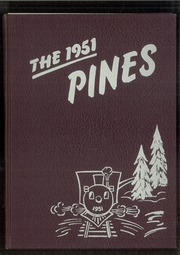 1951 Edition, Buchanan High School - Pines Yearbook (Buchanan, MI)