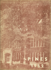 1952 Edition, Buchanan High School - Pines Yearbook (Buchanan, MI)