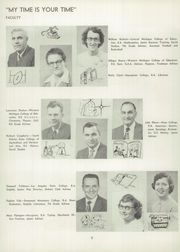 Page 10, 1952 Edition, Buchanan High School - Pines Yearbook (Buchanan, MI) online yearbook collection