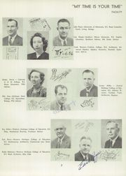 Page 11, 1952 Edition, Buchanan High School - Pines Yearbook (Buchanan, MI) online yearbook collection
