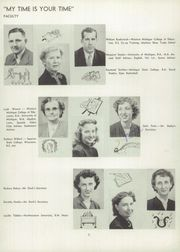 Page 12, 1952 Edition, Buchanan High School - Pines Yearbook (Buchanan, MI) online yearbook collection