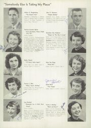 Page 14, 1952 Edition, Buchanan High School - Pines Yearbook (Buchanan, MI) online yearbook collection